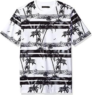 Bugatchi Men's Single Mercerized Cotton Jersey Island T-Shirt