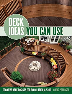 Deck Ideas You Can Use: Creative Deck Designs for Every Home & Yard