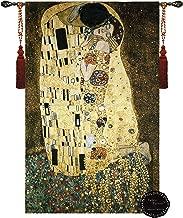 Gustav Klimt Geometric Abstract the Kiss 35.5