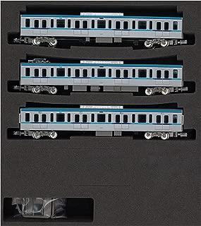 N scale 4221 Tokyo Metro series 15000 add-on 3-car set A (unassembled Kit) (trailer)