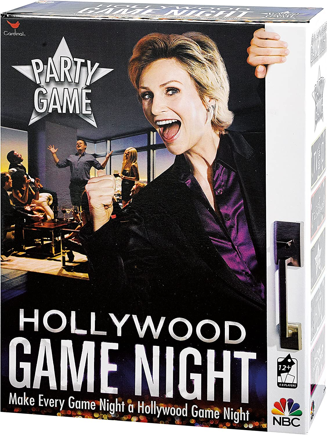 se descuenta Hollywood Juego Night Party Party Party Juego by Hollywood Juego Night  minorista de fitness