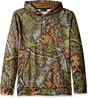 Under Armour Men's UA Icon Camo Hoodie