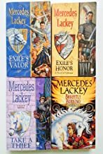 Collector's Set ( 4-Paperback Books): Exile's Valor, Exile's Honor, Take A Thief, Brightly Burning