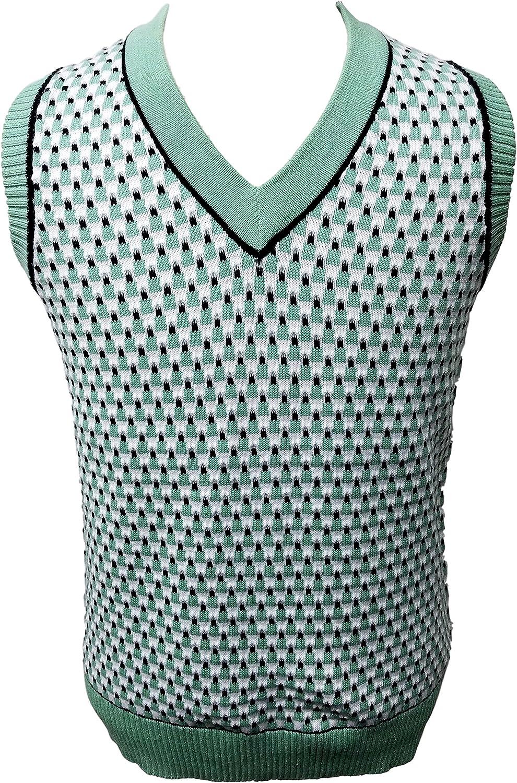 Viero Richi Vest Sweater 100% Cotton 2390