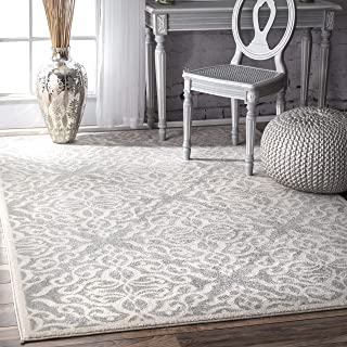 Best grey ombre area rug Reviews