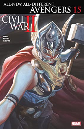 All-New, All-Different Avengers (2015-2016) #15 (English Edition)