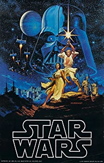 Star Wars: Episode IV - A New Hope (1977) Movie Poster 24