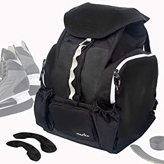Athletico Hockey Backpack - Large Backpack to Carry Hockey Equipment Including Skates