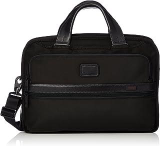 Tumi Alpha Briefcase, Black, 97 cm 026115D2