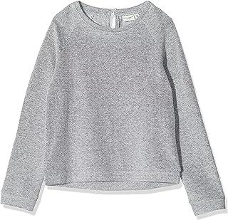 NAME IT meisjes Nkfveni Ls Short Top T sweatshirt