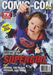 TV Guide Comic-Con Special 2015 Supergirl Cover