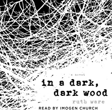 in a dark dark wood book