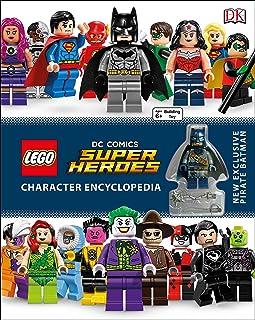 Lego DC Comics Super Heroes Character Encyclopedia: New Excl