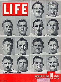 Life Magazine, 17 November 1941