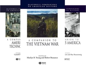 Wiley Blackwell Companions to American History (27 Book Series)