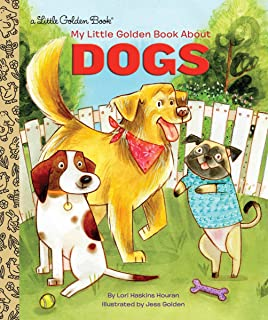 My Little Golden Book About Dogs