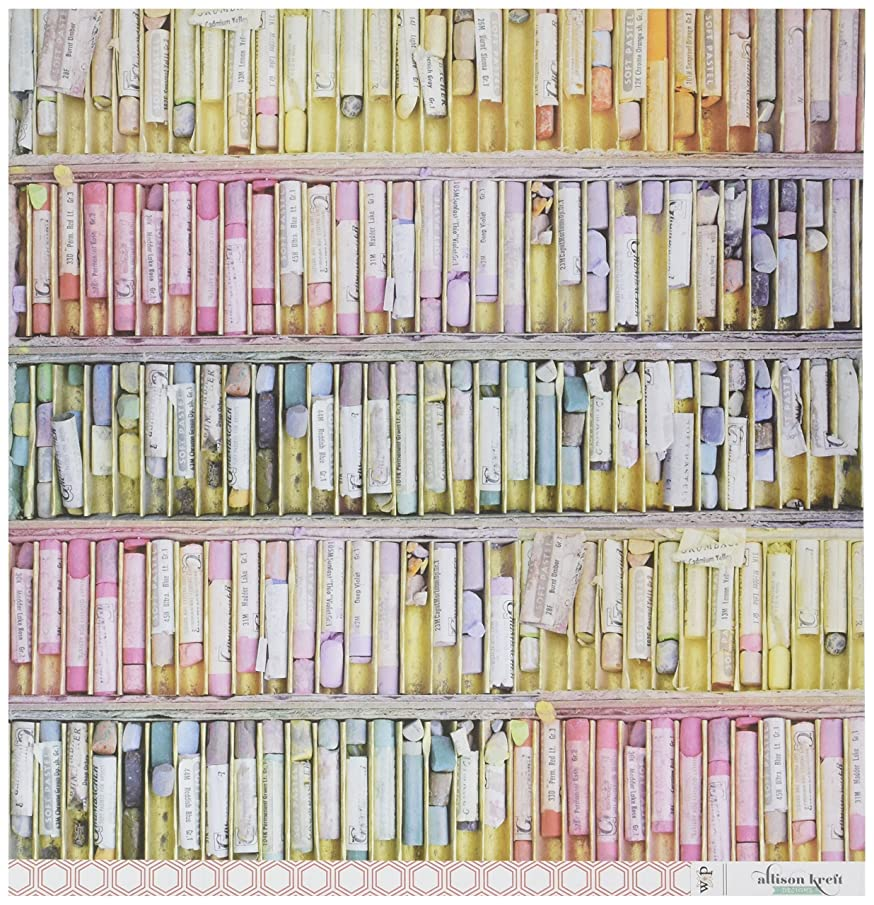 Webster's Pages Color & Composition Double-Sided Cardstock 12