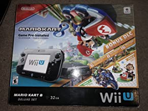 $1249 » Sponsored Ad - Nintendo Wii U Mario Kart 8 Deluxe Bundle (Black)