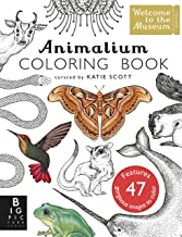 Animalium Coloring Book (Welcome to the Museum)