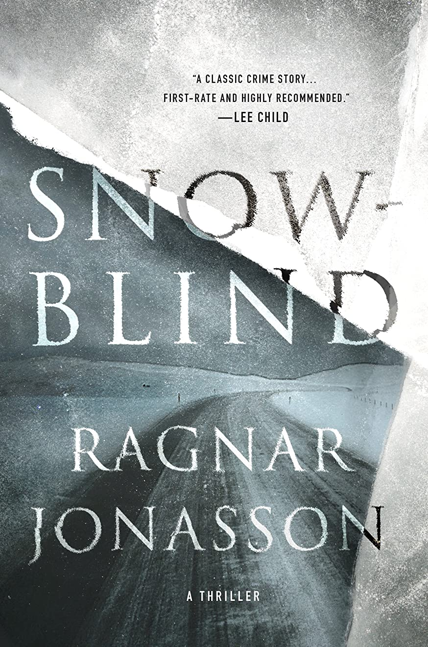 スキム完全に乾くスクラップSnowblind: A Thriller (The Dark Iceland Series Book 1) (English Edition)