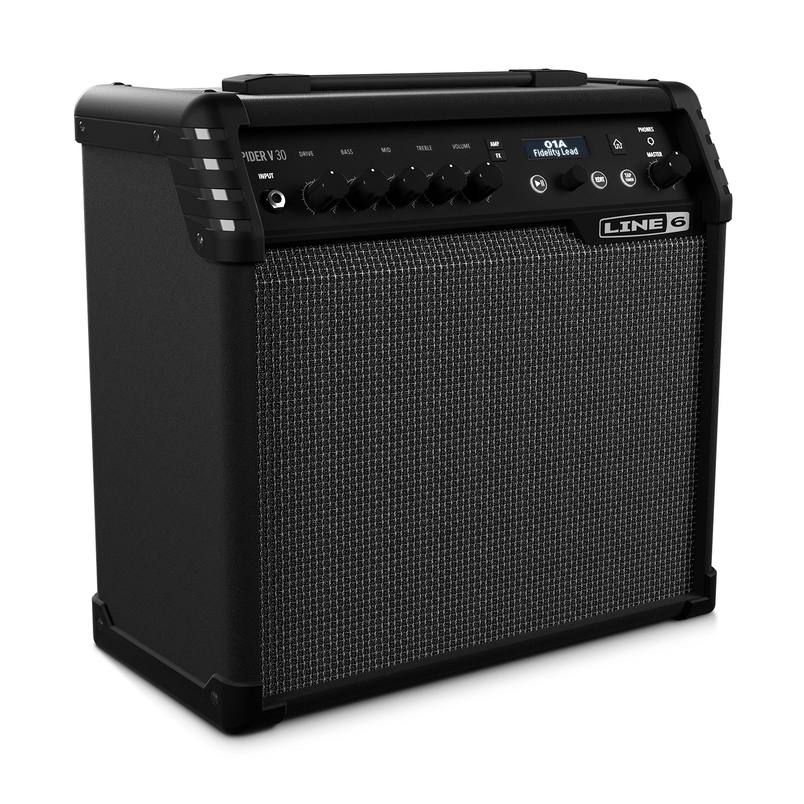 Amplificador LINE6 Spider V 30 12 30 W con Efectos: Amazon.es ...