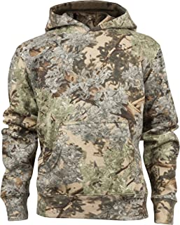 King's Camo Kids Camo Cotton Hunting Hoodie