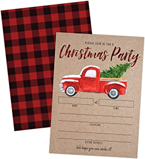 Best vintage truck invitations Reviews