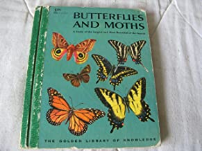 Butterflies and Moths - Golden Library of Knowledge