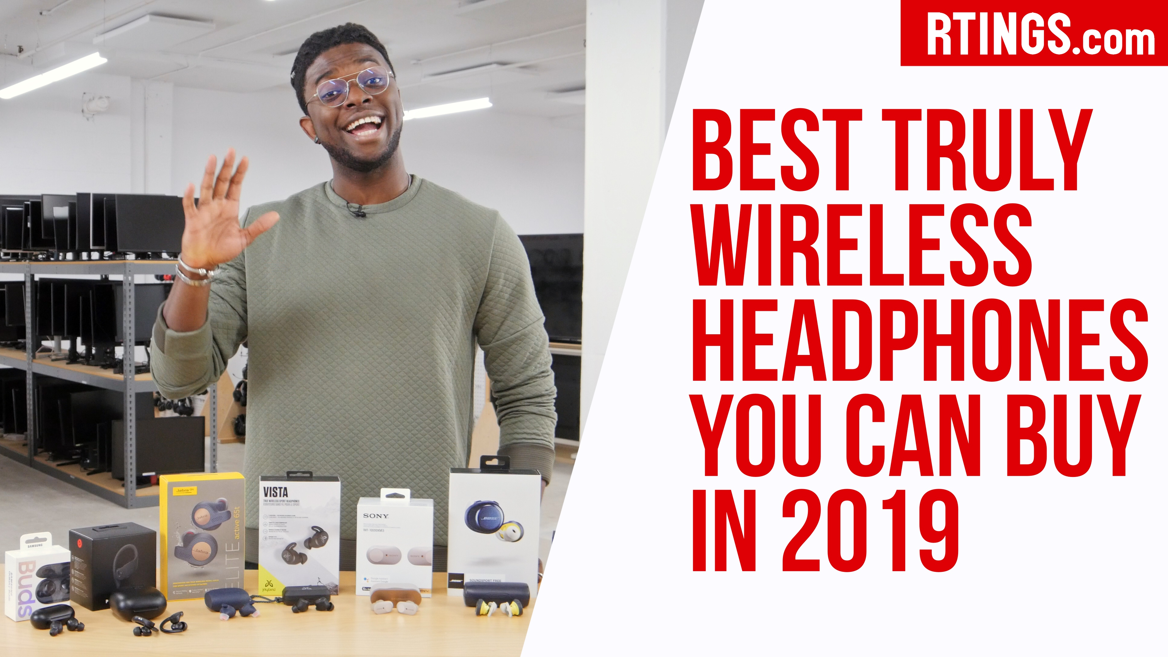 Best Truly Wireless Headphones You Can Buy In 2019