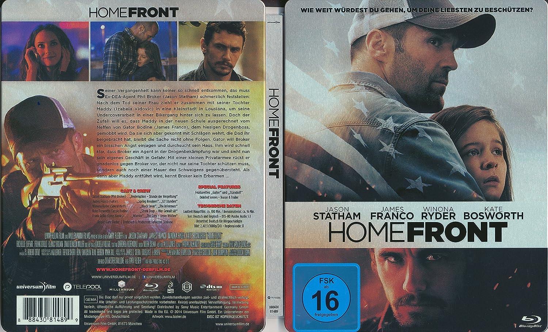Homefront Steelbook   Blu Ray Müller Exklusive Amazon.de DVD ...