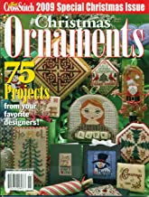 Just Cross Stitch Magazine Christmas Ornaments-Special Christmas Issue 2009