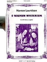 O Magnum Mysterium (for SATB chorus, a cappella)