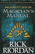 Brooklyn House Magician's Manual [Apr 30, 2018] Riordan, Rick and Hughes, Ben