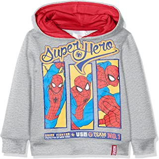 Spiderman Superhero Sudadera para Niños
