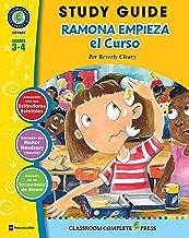 Guía de Estudio - Ramona Empieza el Curso (Ramona Quimby, Age 8 Novel Study - Spanish Version) (Spanish Edition)