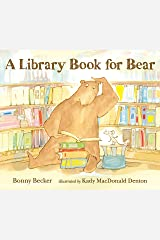 A Library Book for Bear (Bear and Mouse) Kindle Edition