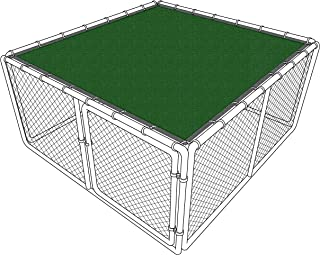 iDeal Fabrics Dog Kennel Cover