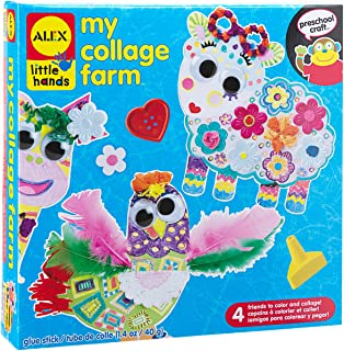 Alex My Collage Farm Kit - 3 Years & Above