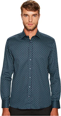 Etro - Kissing Bunnies Button Down Shirt