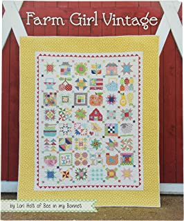 It's Sew Emma ISE906 Farm Girl Book