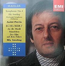 Mahler: Symphony No. 4 / Schubert: An Die Musik