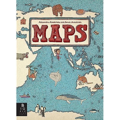 Maps for Kids: Amazon.com Kids Maps on