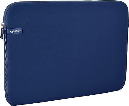 """AmazonBasics 17.3"""" Laptop Sleeve, Navy"""