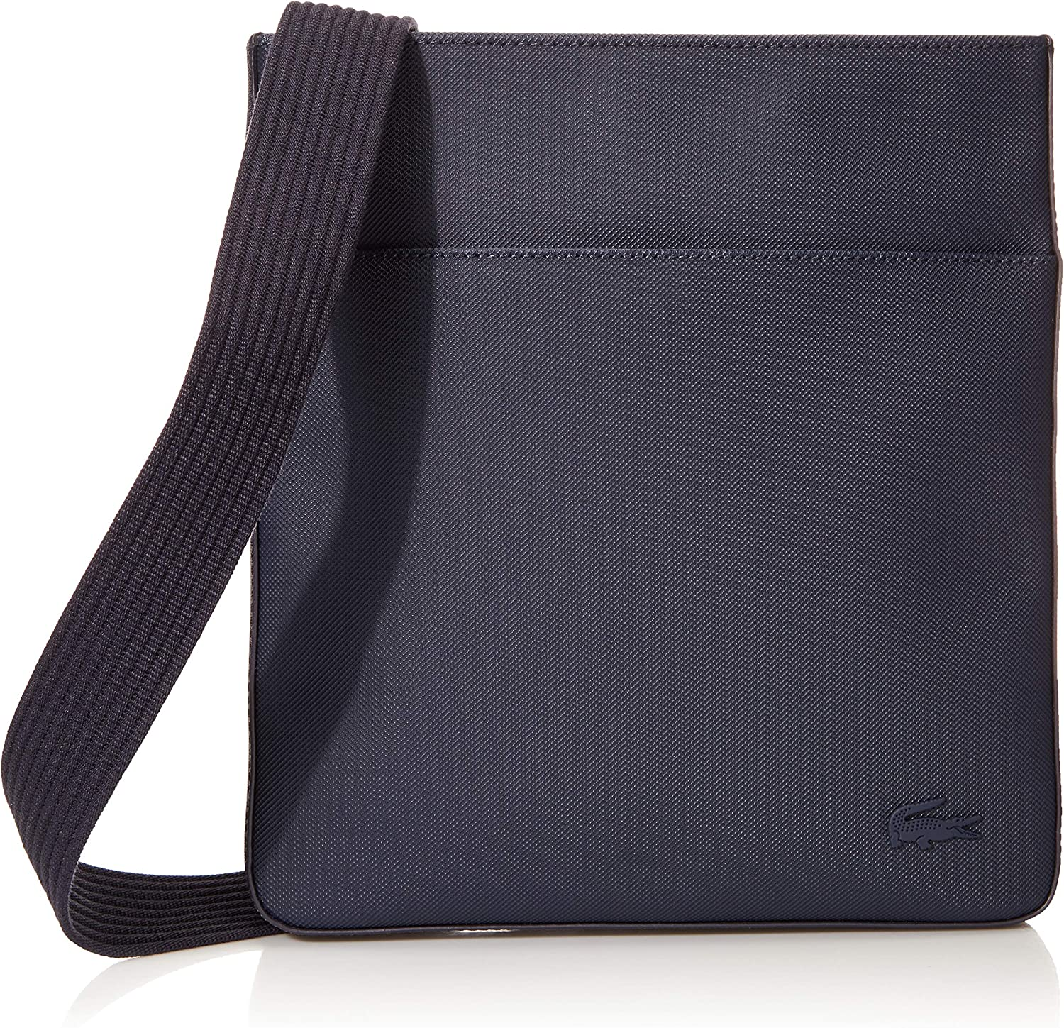 Lacoste Mens Flat Crossover Bag