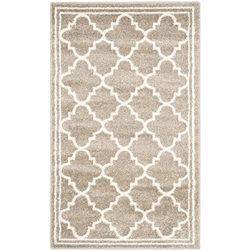 Indoor Outdoor Beige Rugs 3x5 Amazon Com