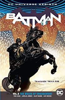 Batman Vol. 5: Rules of Engagement (Rebirth)