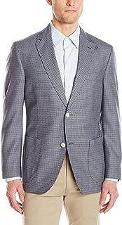 Men's Bono 2 Fancy Silk and Wool Italian Fabric