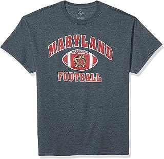 NCAA Football T-Shirt Dark Heather