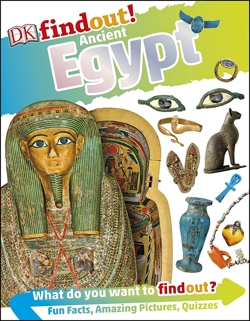 DKfindout! Ancient Egypt (English Edition)