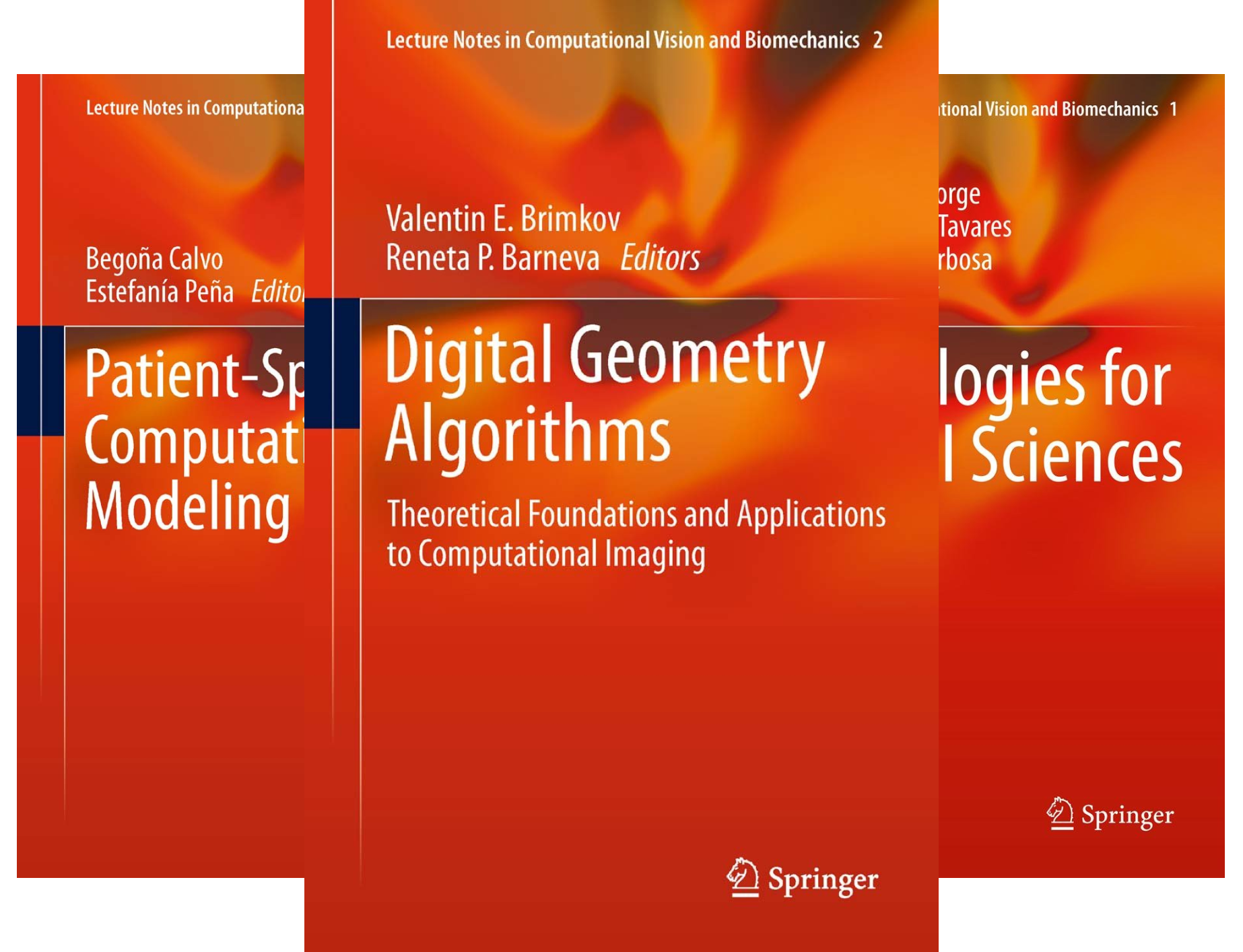 Lecture Notes in Computational Vision and Biomechanics (34 Book Series)